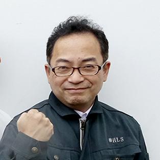 資源循環推進事業部 SP企画室 室長 徳澄 宏樹